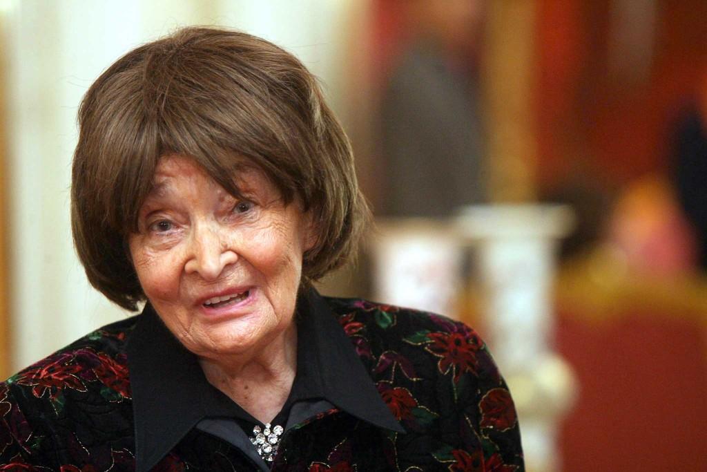 7 - Szabó Magda idősen