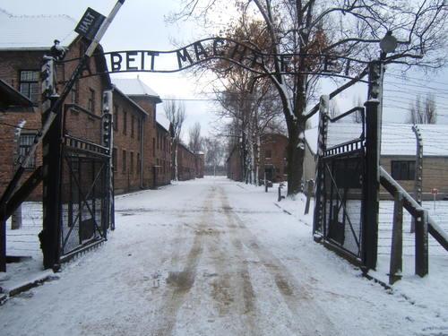 Auschwitz kapu
