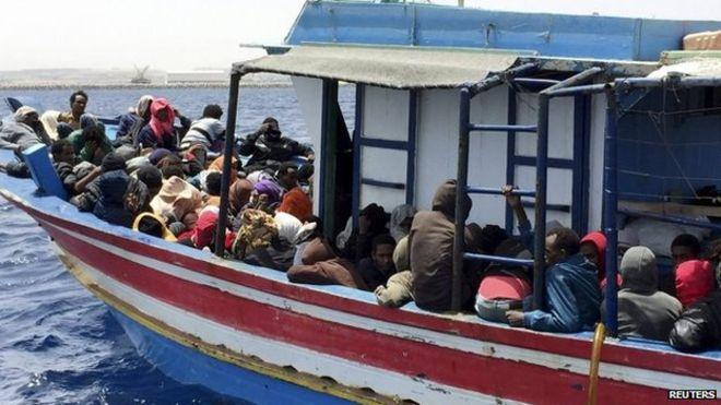 Menekülés tengeren