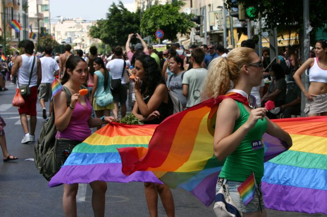 Tel Aviv gay pride 2