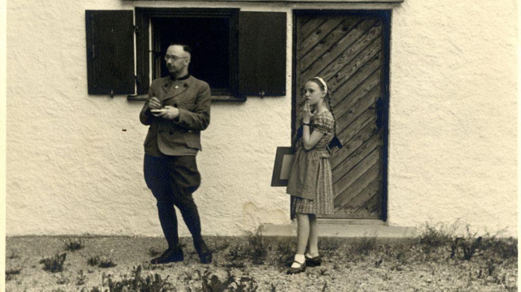 10 - 2 A film főszereplője, Heinrich Himmler