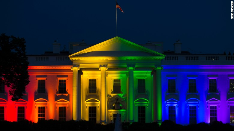 White-House-in-Rainbow-Colours-for-Gay-Movement-BellaNaija