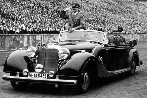 HitlerMercedes
