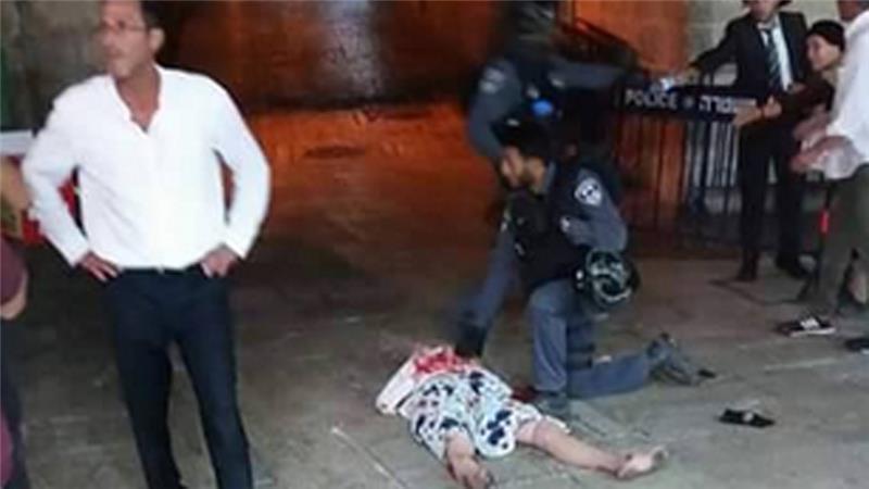 Jeruzsálem merénylet