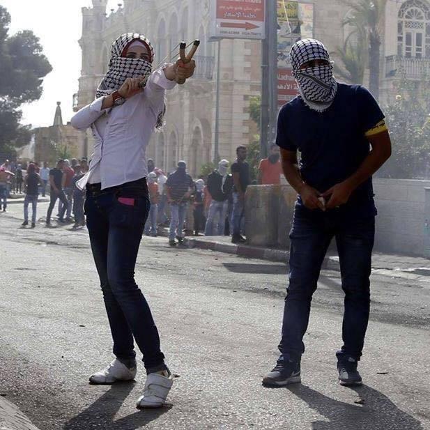 Palesztin uszítás
