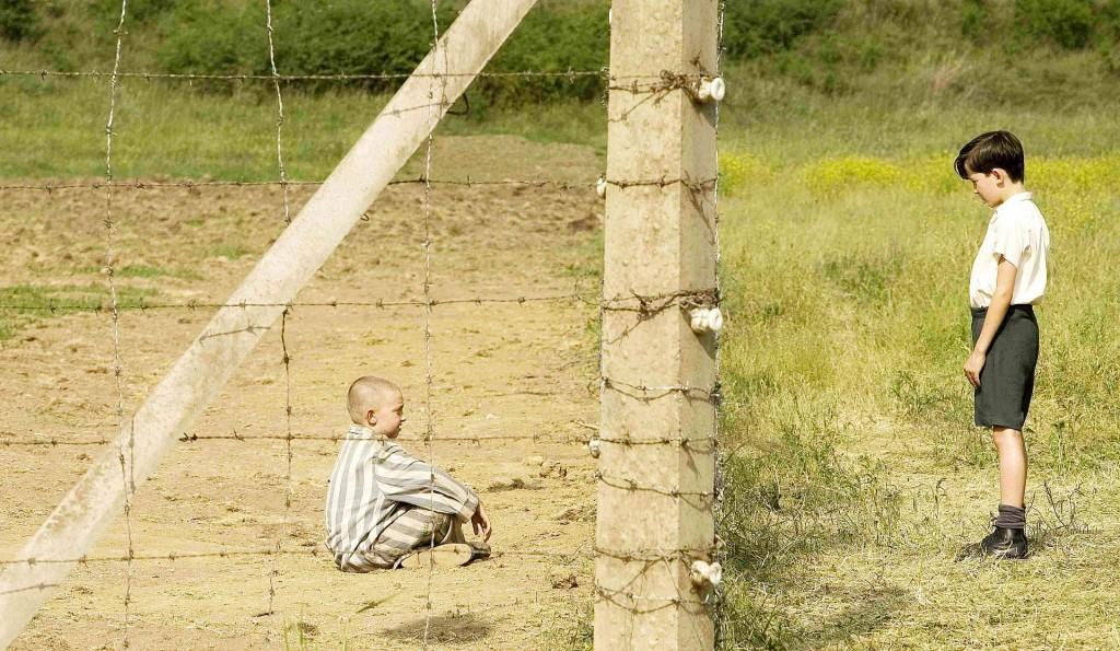 10 - Kép A csíkos pizsamás fiú című filmből
