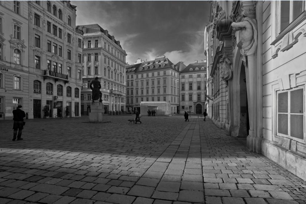 3 - Bécs - a Judenplatz