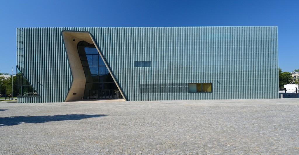 5 - A múzeum épülete kívülről