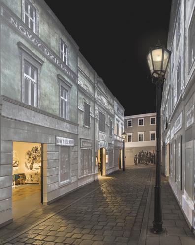 5 - A zsidó utca galériája