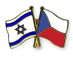 Flag-Pins-Israel-Czech-Republic
