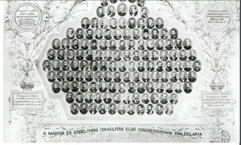 zsidó kongresszus