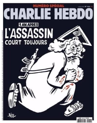A Charlie Hebdo különszáma