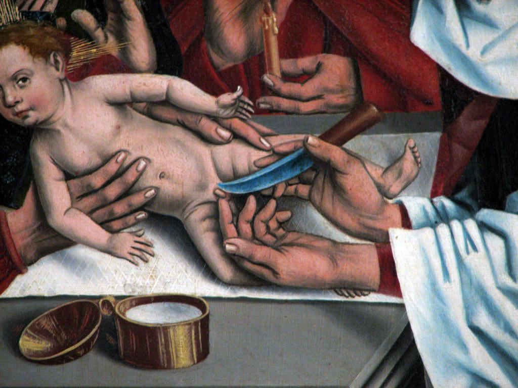 Jézus körülmetélése