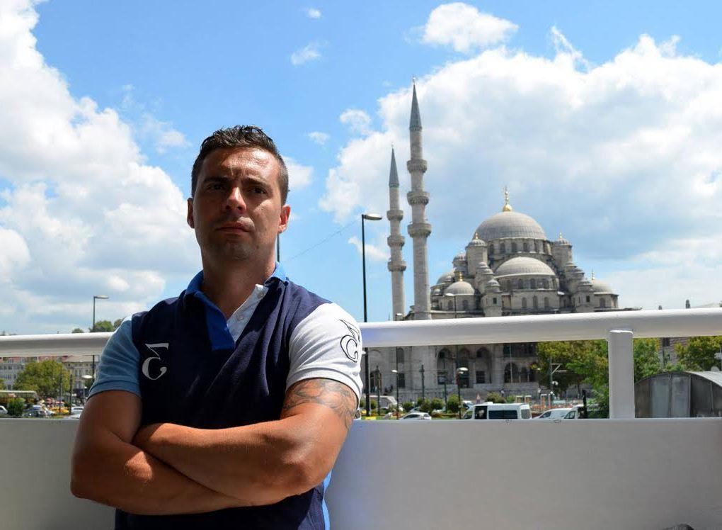 Vona Gábor Isztambulban