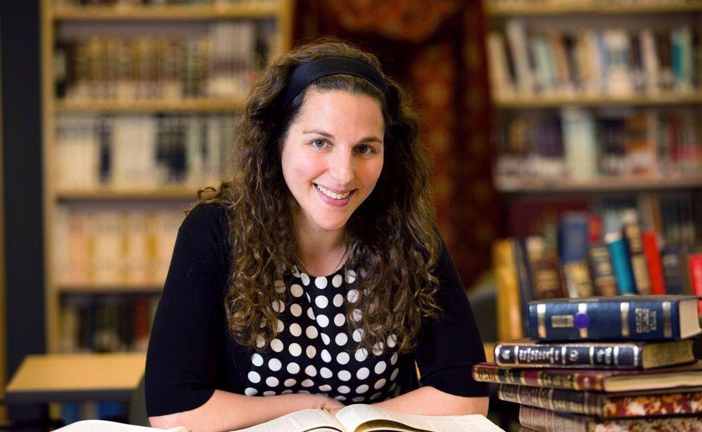 női rabbi