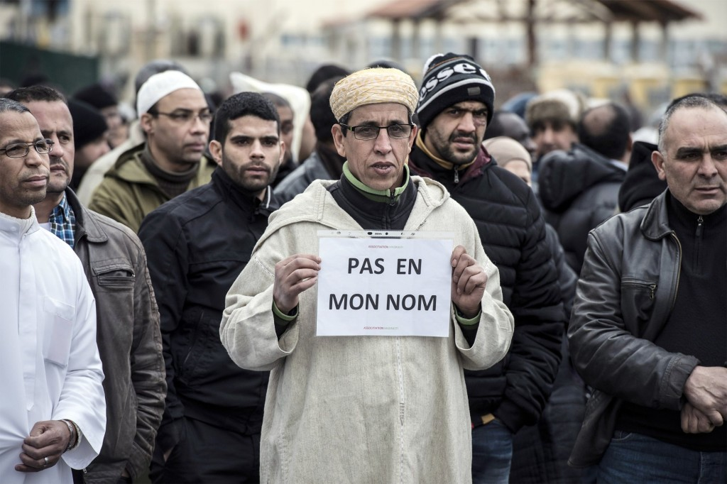 1 - Mérsékelt muszlimok