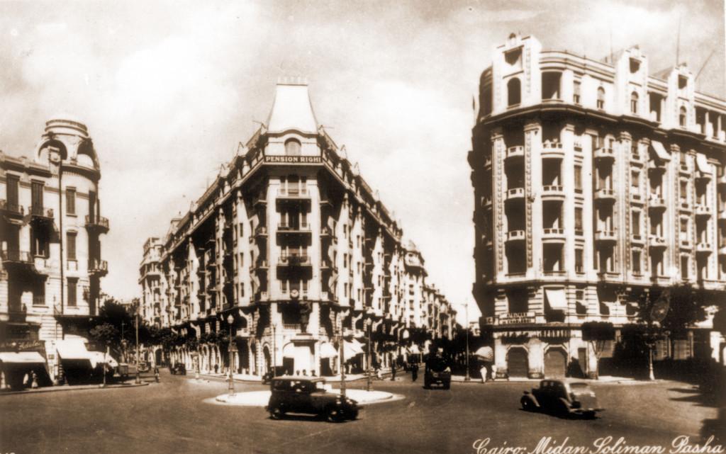 10 - Kairó, Szulejmán pasa tér
