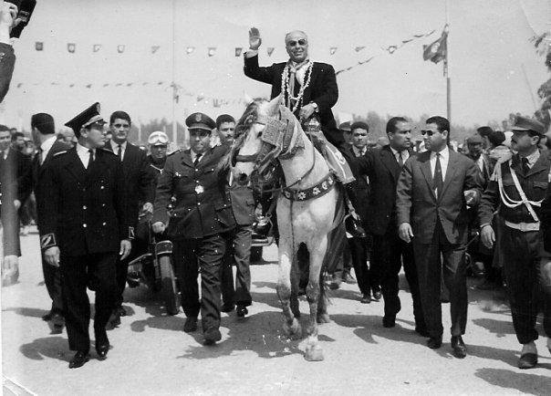 5 - 4 Burgiba Tunézia első elnöke, útban a függetlenség felé