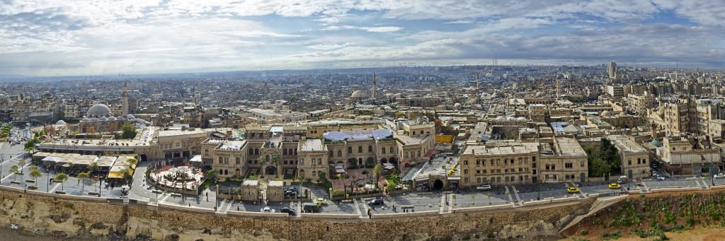 7 - Aleppo óvárosa