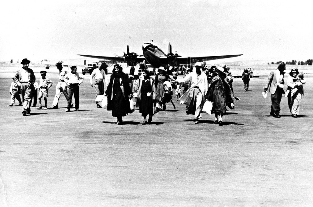 7 - Érkezés Izraelbe valamelyik arab országból
