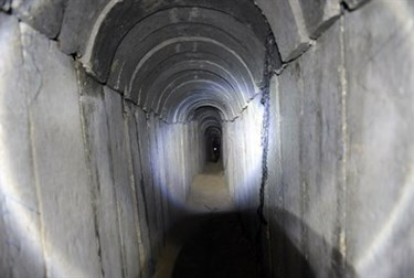 Az izraeli hadsereg felszámolt egy újabb palesztin támadóalagutat a Gázai övezet határánál