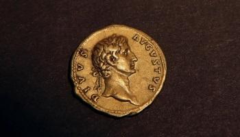 római érme