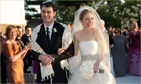 Chelsea Clinton esküvője