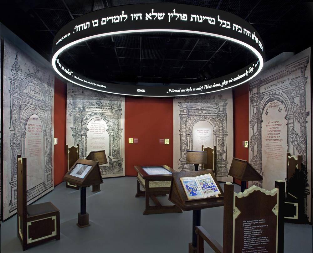 Varsó zsidó múzeum2