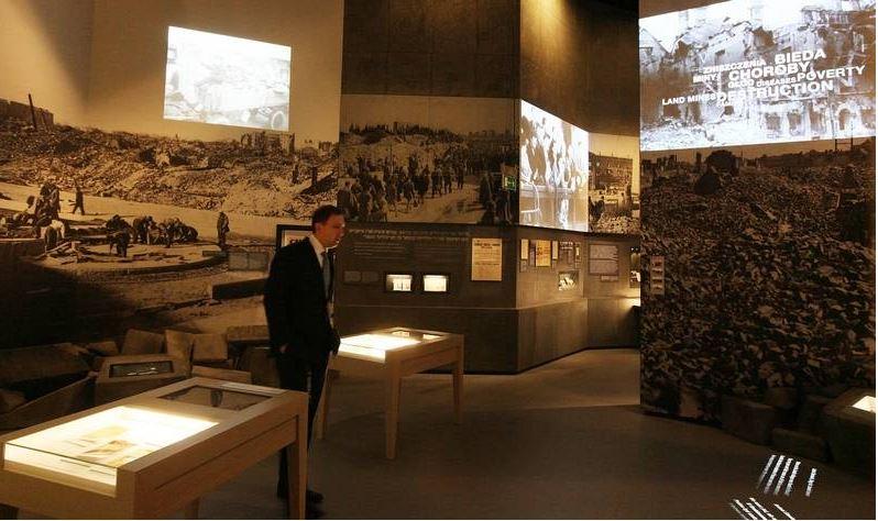 Varsói zsidó múzeum 3