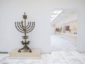 100 tárgy - 100 történet Nyáry Krisztiánnal @ Magyar Zsidó Múzeum és Levéltár - Hungarian Jewish Museum and Archives |  |  |