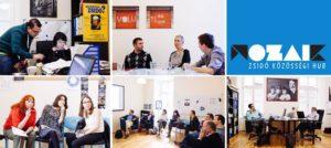 Mozaik Hub 1 éves születésnap és nyílt nap @ Mozaik Hub |  |  |