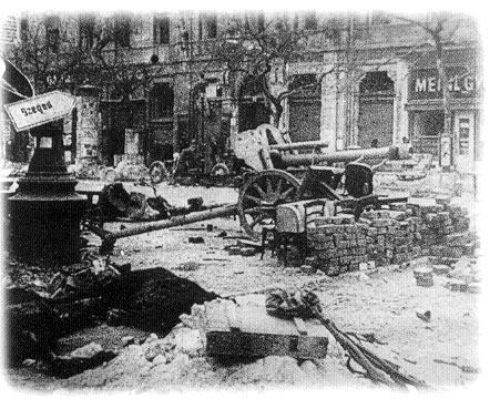 9 - Budapest ostroma - értelmetlen kitartás
