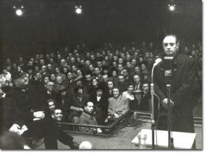 9 - Szálasi a népbíróság előtt - megbánásnak nyomát sem mutatta