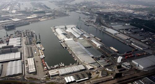 Antwerpen kikötő