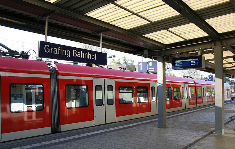 Grafing bahnhof