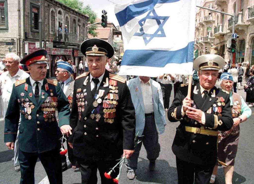 Győzelem napja Jeruzsálem