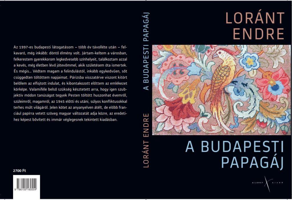 Lóránt Endre könyv