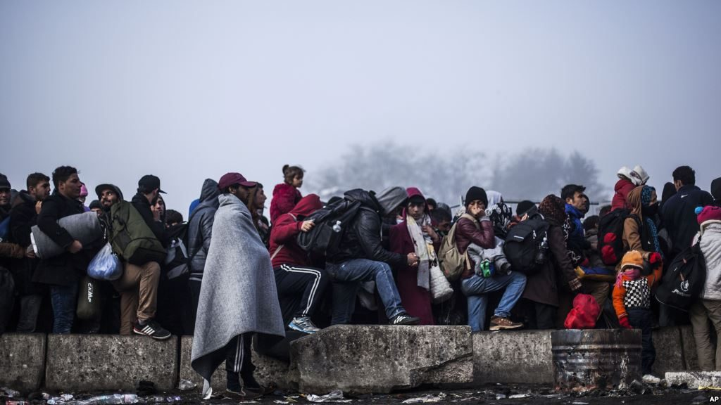 afgán migránsok