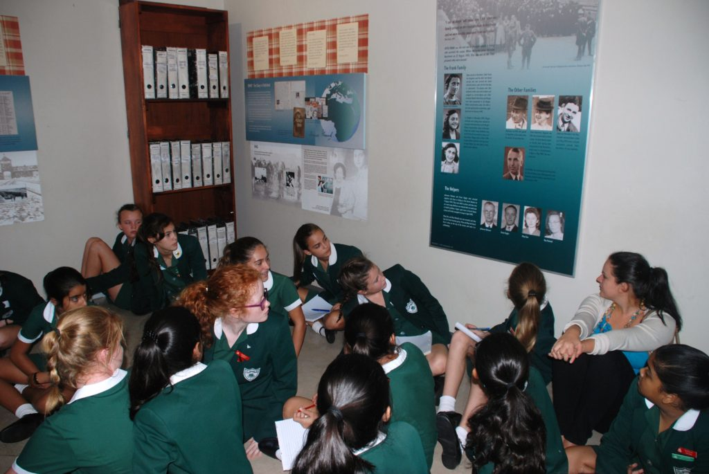 Durban Anna Frank Központ