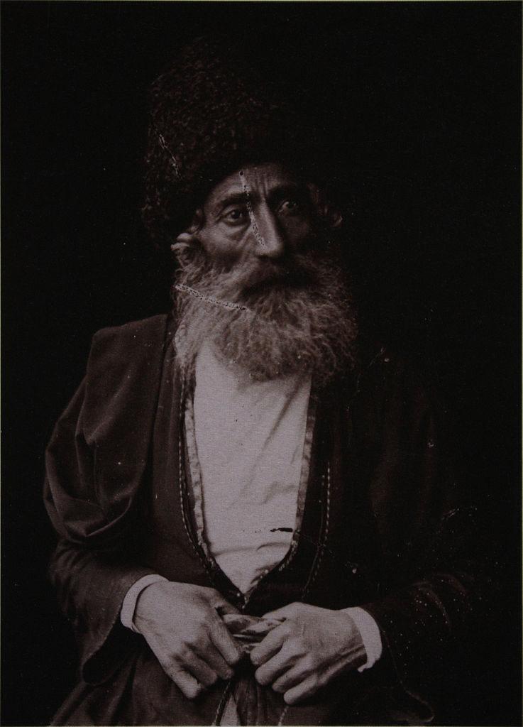 Grúziai zsidó férfi
