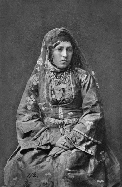 Grúziai zsidó nő