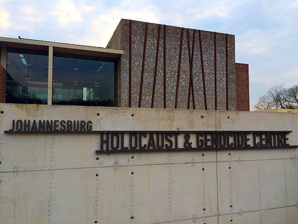Johannesburgi Holokauszt és Genocídium Központ