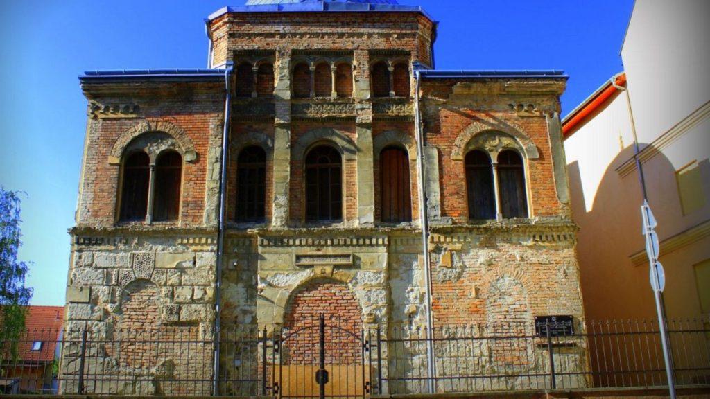 Soproni zsinagóga