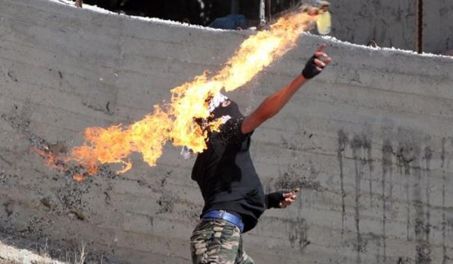 palesztin molotov