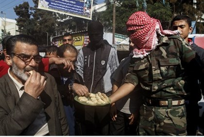 palesztin ünnep