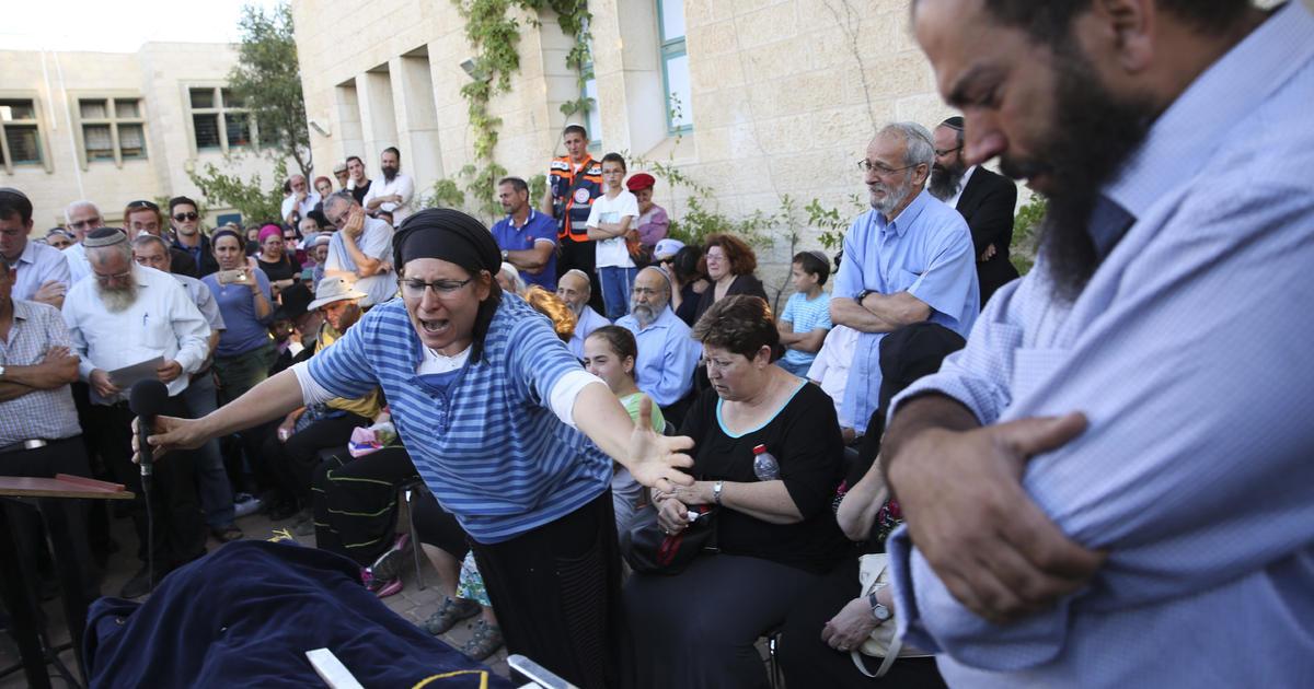 Hebron gyász