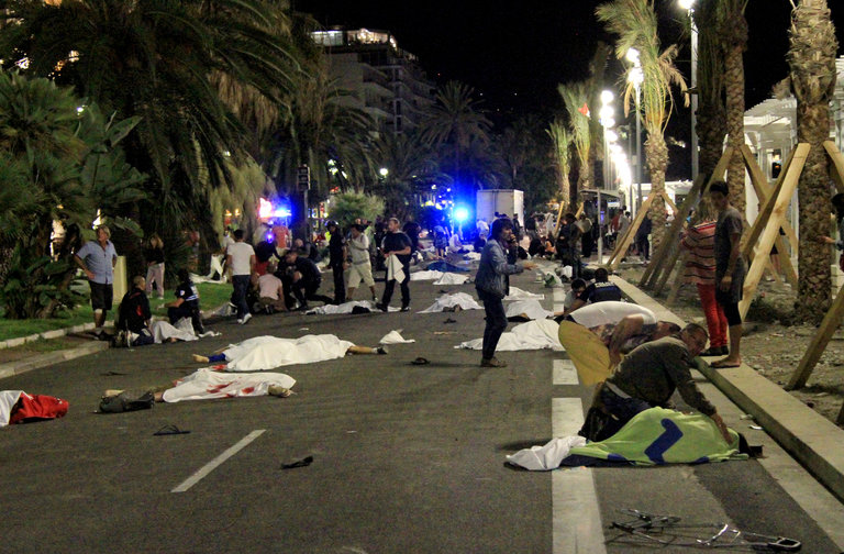 Nizza terror-attack