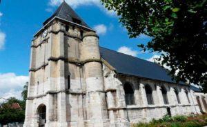 Iszlámista gyilkosság egy francia katolikus templomban