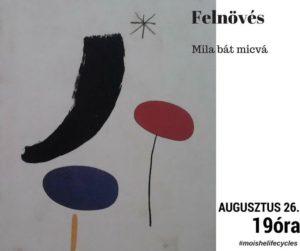 Mila felnövésének elementáris megünneplése @ Mózes Ház - Moishe House Budapest |  |  |