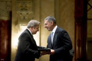 Az USA washingtoni Holokauszt Emlékmúzeuma elítéli Bayer Zsolt kitüntetését